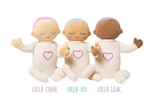 Nieuwe Lulla dolls - alle kleuren